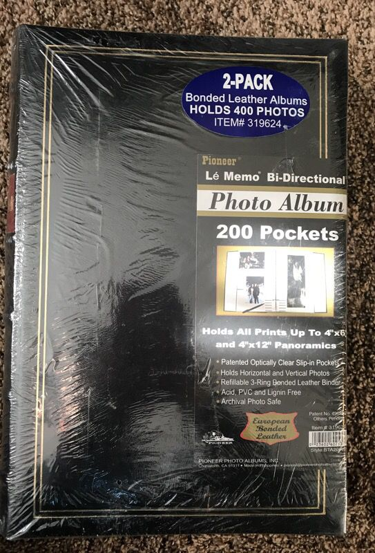 2 Photo Albums Unopened For Sale In Marquette Mi Offerup