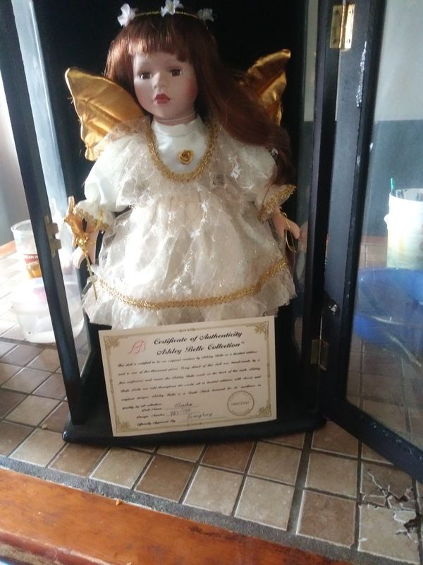 Ashley Belle Doll With The Birth Certificate Come With It For Sale