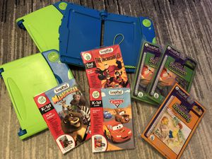 Leap frog Leap Pad Learning Systems for Sale in Alexandria, VA