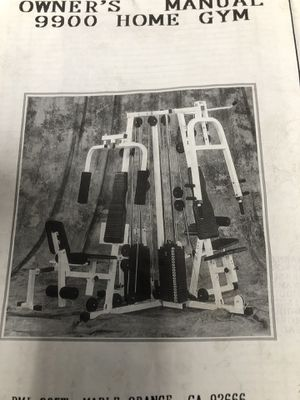 Exercise equipment for Sale in Tacoma, WA