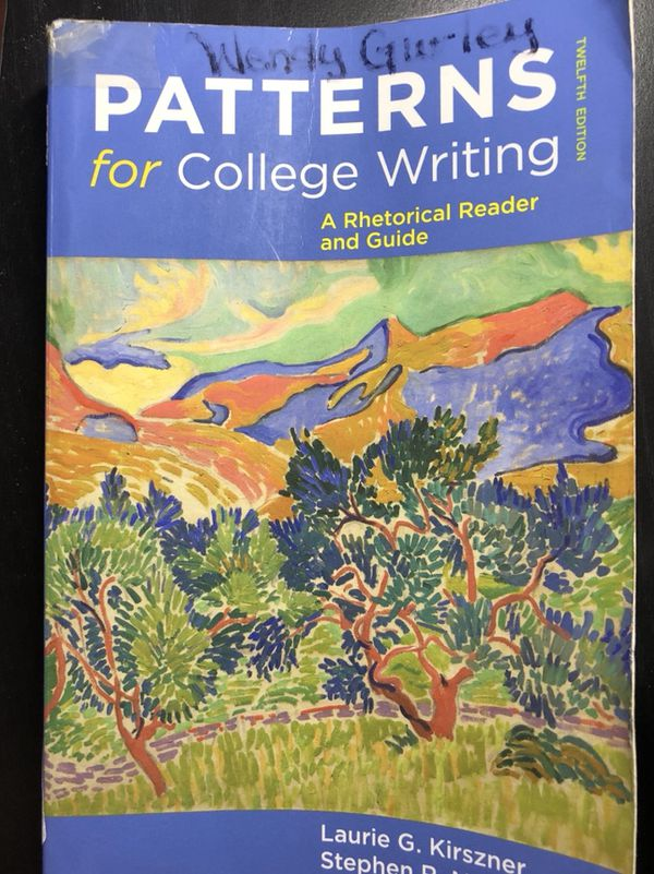 Patterns for college writing MDC for Sale in Miami, FL - OfferUp
