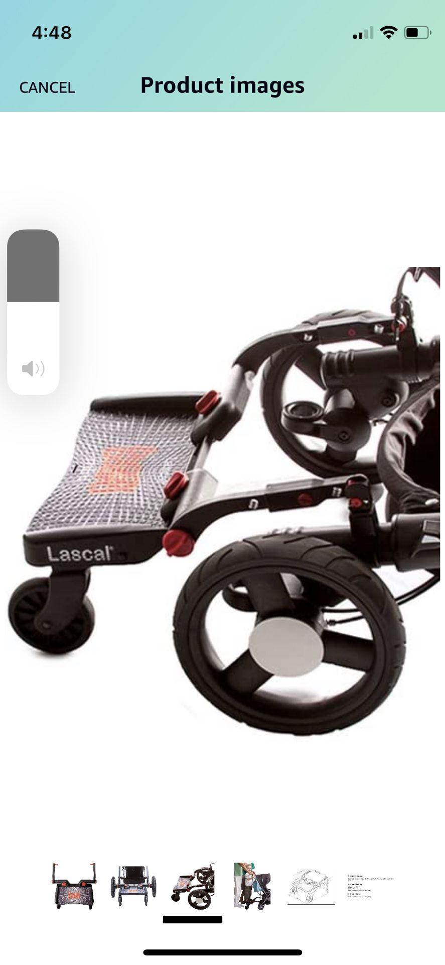 Lascal Buggyboard Mini For Stroller