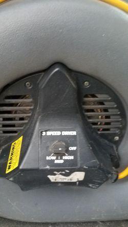 150 air mover Thumbnail