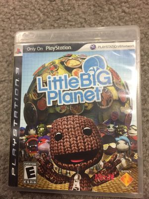 Little Big Planet for Sale in Bellwood, IL