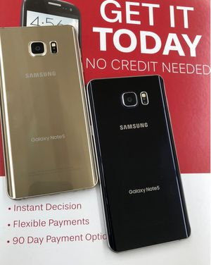 Galaxy Note 5 T-MOBILE for Sale in Seattle, WA