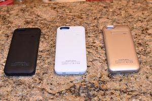 iPhone 6 & 6s Extended Battery Case for Sale in Chicago, IL