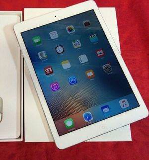 Ipad Air Wifi + Cellular Unlocked + Excellent Condition + Charger + 30 day warranty for Sale in Alexandria, VA