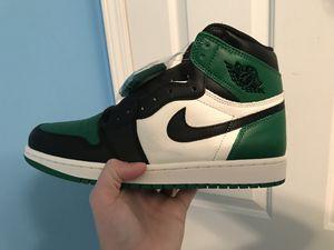 "Air Jordan Retro 1 High og ""Pine Green"" for Sale in Macomb, MI"