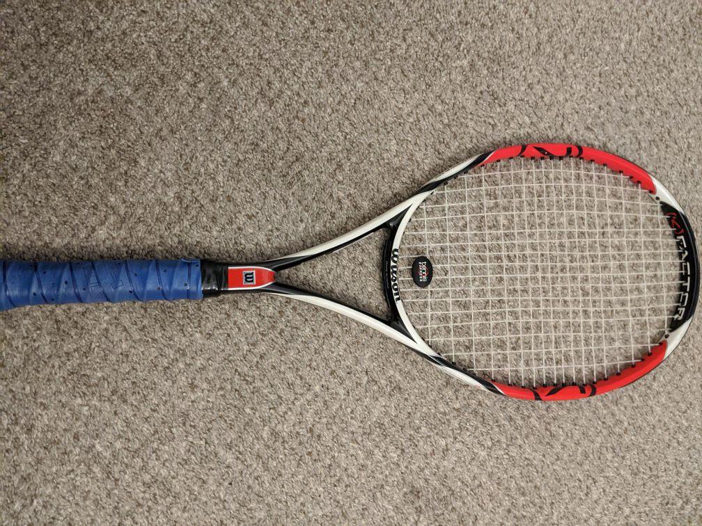 Tennis Racquet K Factor Six One 95