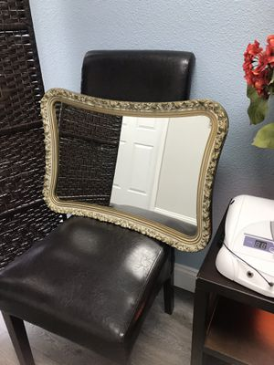 Antique Mirror 26x17 for Sale in Tampa, FL
