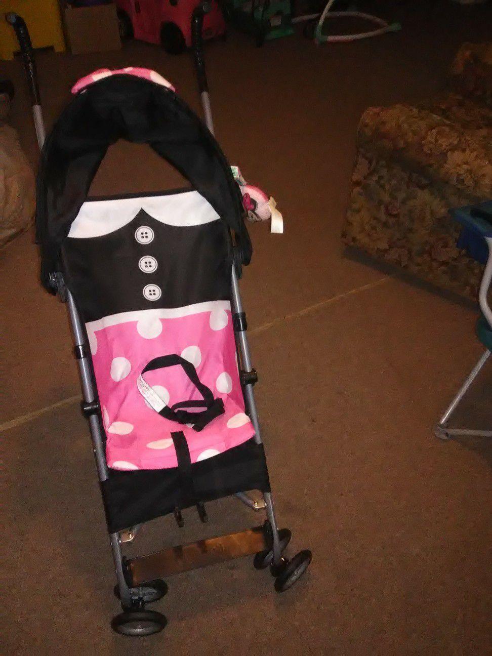 Minnie stroller