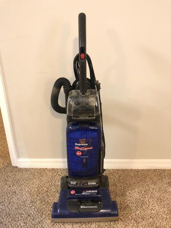 Hoover U5453900 WindTunnel Supreme Upright Vacuum Cleaner For Sale