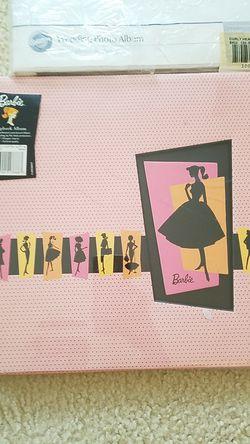 Wedding and Barbie scrapbook Thumbnail
