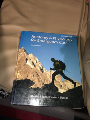 Anatomy and Physiology for Emergency Care for Sale in Dallas, TX