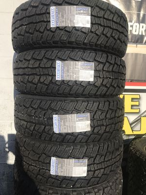 Photo 265-60-18 all terrain on sale lowest price in bay areas
