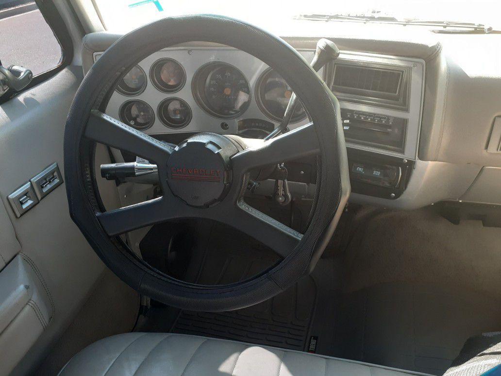 1985 Chevrolet C/K 10