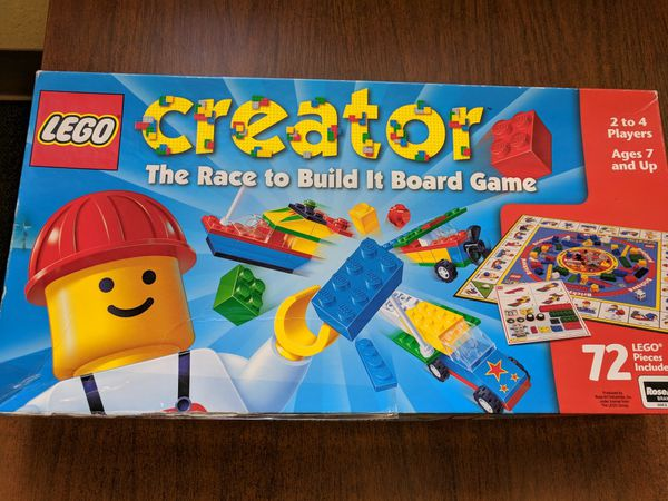Lego Creator Board Game For Sale In Federal Way Wa Offerup