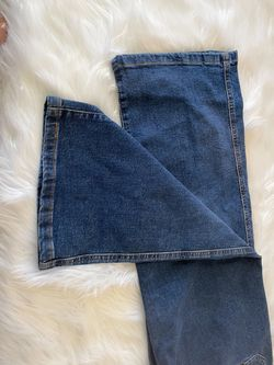 Levi's Mile High Cropped Wide Leg Pants Thumbnail