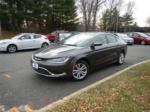 2016 Chrysler 200 Limited for Sale in Fairfax, VA