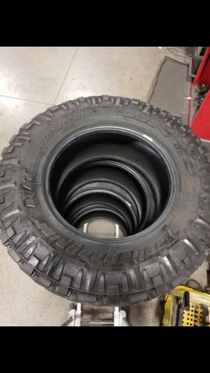 Nitto Grappler Mt >> 18 Nitto Trail Grappler Mt 295 70 18 For Sale In Las Vegas Nv Offerup