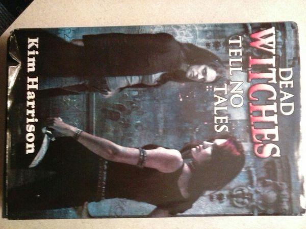 Kim Harrison Book For Sale In Rochester Wa Offerup