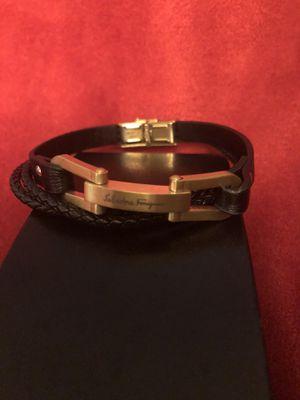 Salvatore Ferragamo Bracelet for Sale in Silver Spring, MD