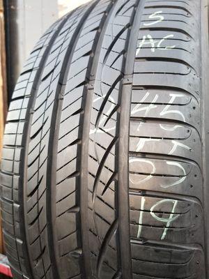 245/55-19 #2 tires for Sale in Alexandria, VA