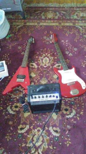 Elecyric guitar(s) and amp for Sale in Richmond, VA