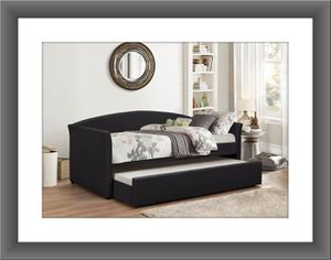 Daybed with 2 mattress and free shipping for Sale in Fairfax, VA