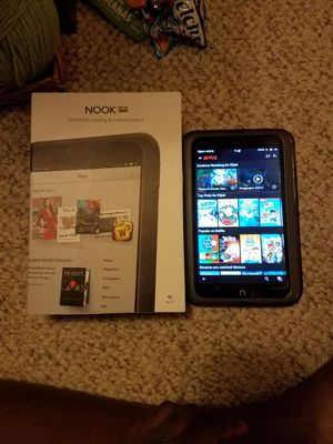 Nook HD, Wi-Fi for Sale in Bowie, MD