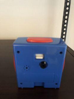 Cool, 80's Quartz Alarm Clock Thumbnail