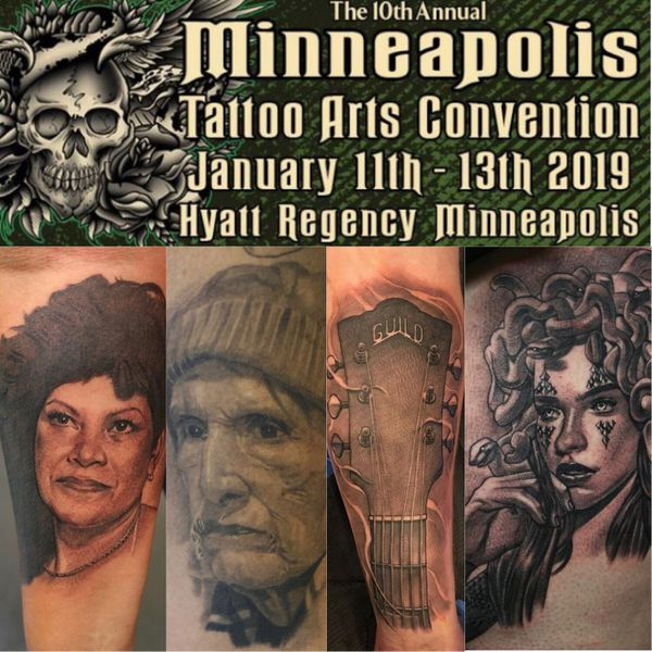 Minneapolis tattoo 2019 convention for Sale in Minneapolis, MN - OfferUp