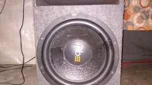Photo 15 inch PowerBass dual voice call in a ported box