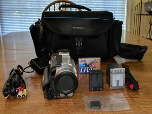 JVC camcorder for Sale in Sterling, VA