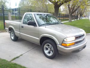 2001 CHEVROLET S-10 for Sale in Salt Lake City, UT