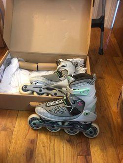 Roller skates Thumbnail