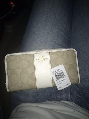 Coach women's wallet for Sale in Halethorpe, MD