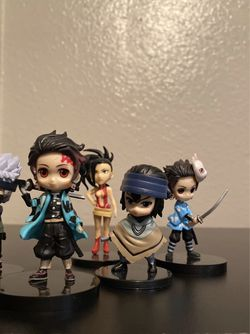Naruto Mini Figures  Thumbnail
