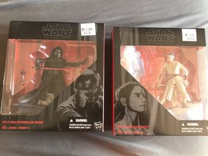 Star Wats Rey and Kylo Starkiller Base for Sale in Orlando, FL