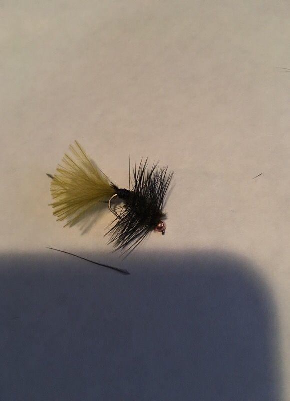 Custom flies