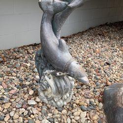 Dolphin Fountain  Thumbnail