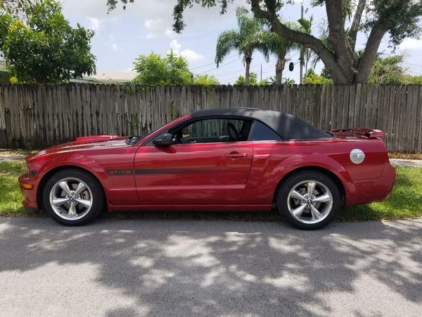 2008 Ford Mustang V8 California Special Edition Manual 38k Miles