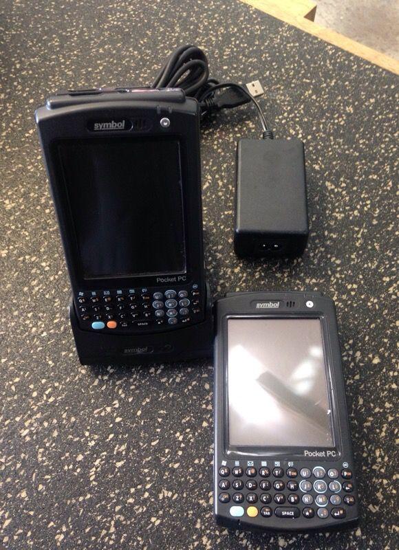 2 Motorola Symbol Pocket Pc For Sale In Austin Tx Offerup