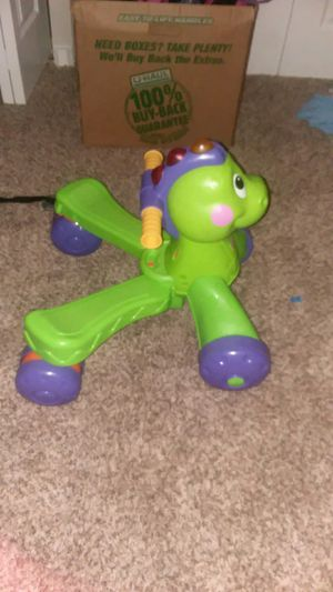 Assistant Walker and baby ride toy for Sale in Silver Spring, MD