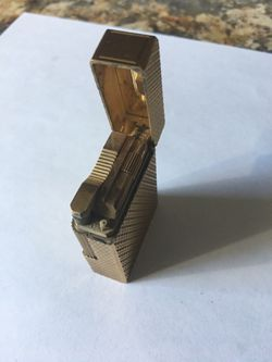 Vintage S.T.Dupont lighter Thumbnail