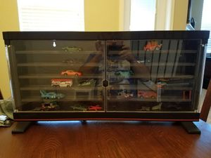 Hot Wheels 50th Anniversary Display Case for Sale in Spanaway, WA