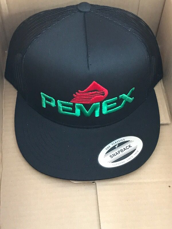 Gorra de Pemex snapback ajustable for Sale in Pomona 33649104364