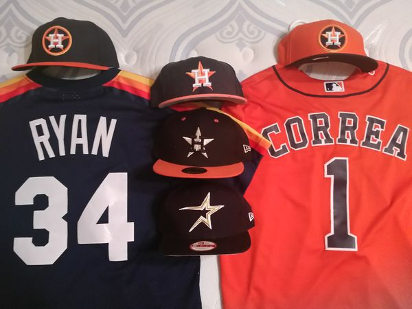 Houston Astros gear for Sale in Cedar Park 48dbd2d98