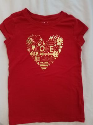 Valentine's shirt for Sale in OR, US