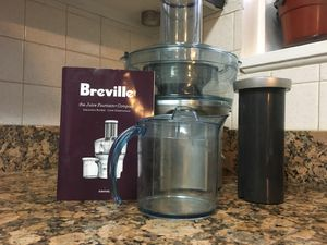 Breville Juicer BJE200XL for Sale in Silver Spring, MD